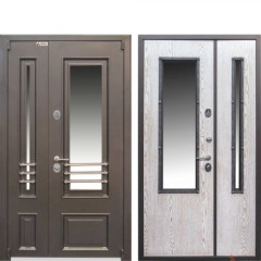 """Входная дверь """"Чикаго Glass 2"""""""