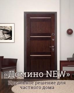 Входная дверь Домино New